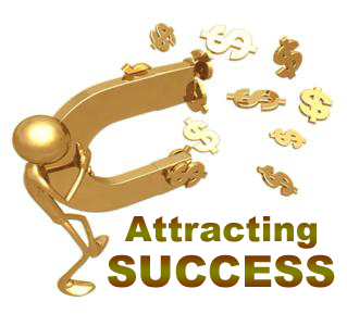 Attracting success